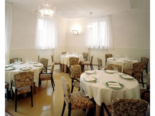 Il ristorante - sala verde