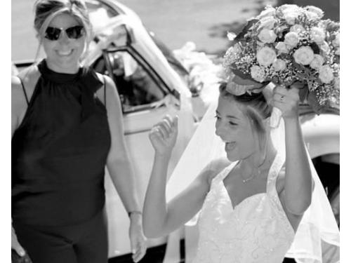 Evviva, la sposa arriva