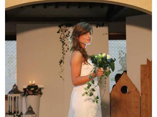 La sposa in location