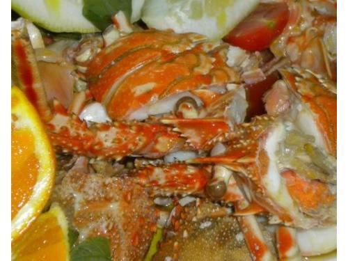 Crostacei di provenienza siciliana o locale