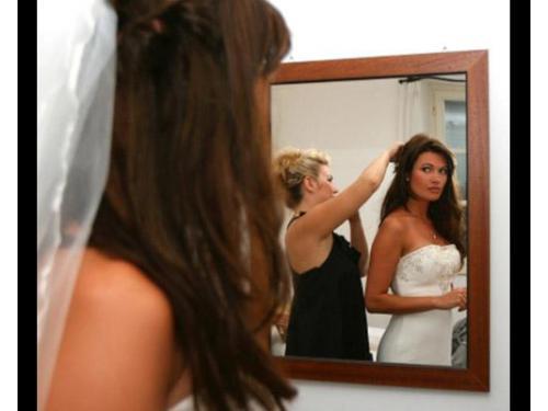 La sposa e il velo