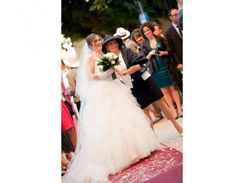 La sposa e la mamma