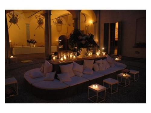 Romanticismo in una fantastica atmosfera