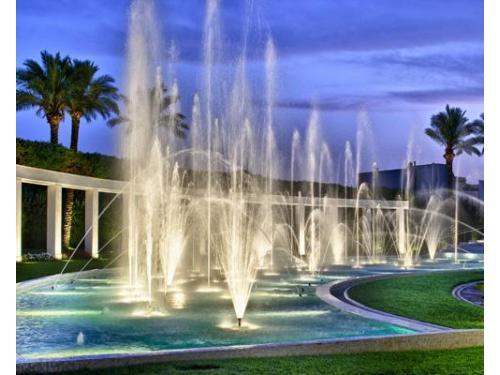 L`esclusiva fontana danzante con la musica dei vostri ricordi