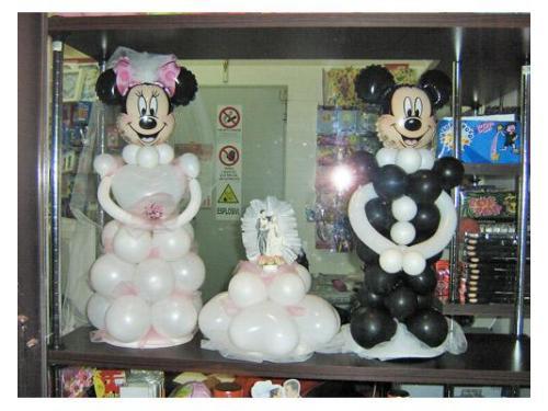 Pupazzi di palloncini