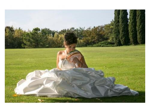 Sposa in relax