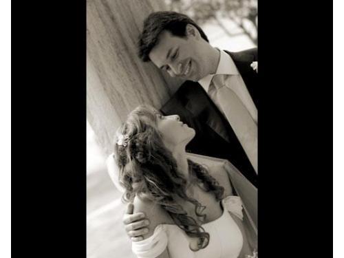 Una fotografia raffinata per l'album di nozze