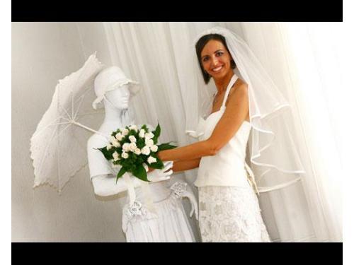 La sposa ed il mannequin