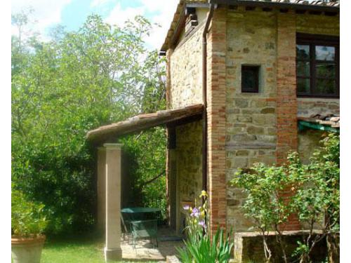 Esterno del cottage n°9