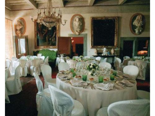 Matrimonio nella salone