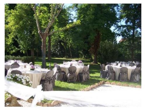 Wedding nel parco