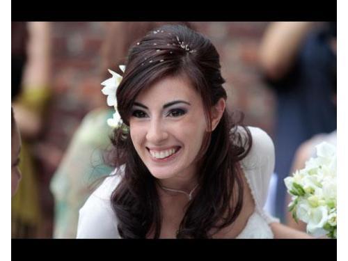 La sposa in tutto il suo splendore