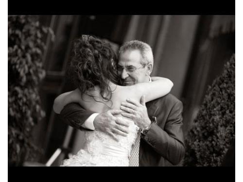 Un abbraccio sincero