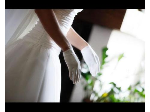 I guanti bianchi