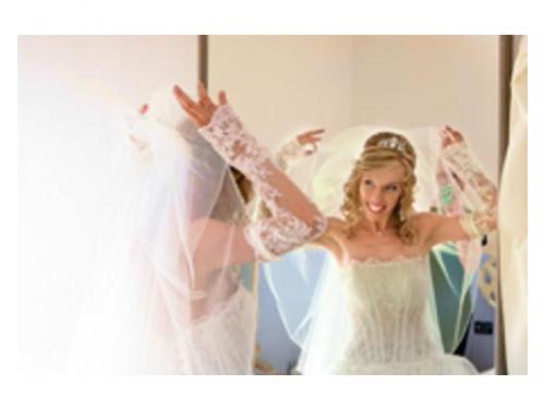 I preparativi della sposa