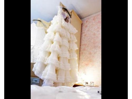 L`abito da sposa
