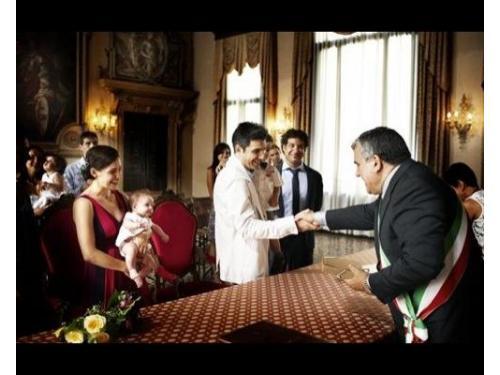 La cerimonia civile