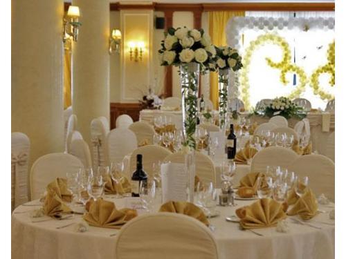 Ristorante per matrimoni a cassino, la sala banchetti