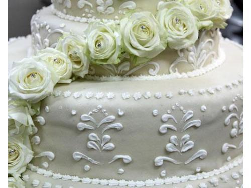 Magnifiche torte nuziali
