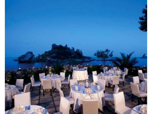 Dinner terrazza isola bella