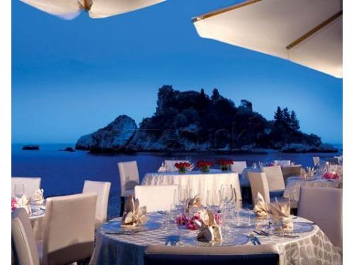 Dinner terrazza spiaggia