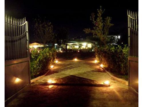 La location di notte