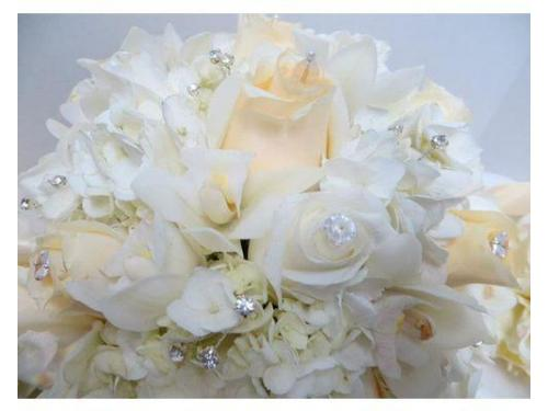 Bouquet rose e orchidee