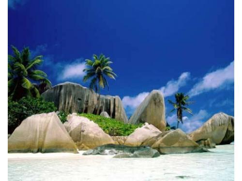 Spiagge bianchissime