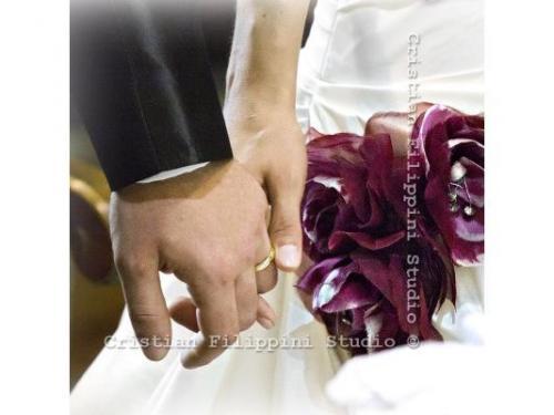 Gesti d`amore fra gli sposi