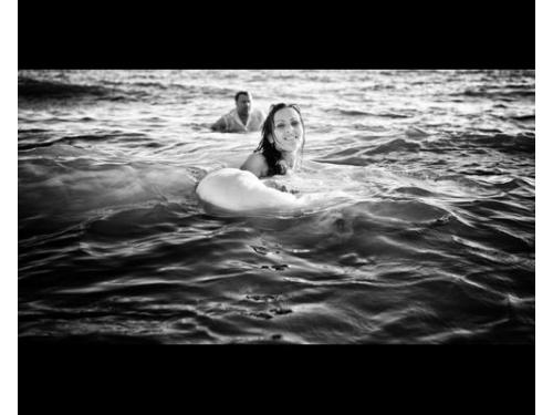 Un tuffo nel mare