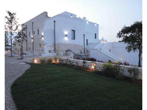 La masseria santa teresa, con la sua architettura tipica