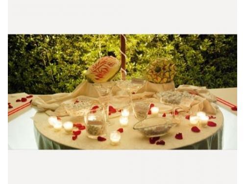 Romanticismo in tavola