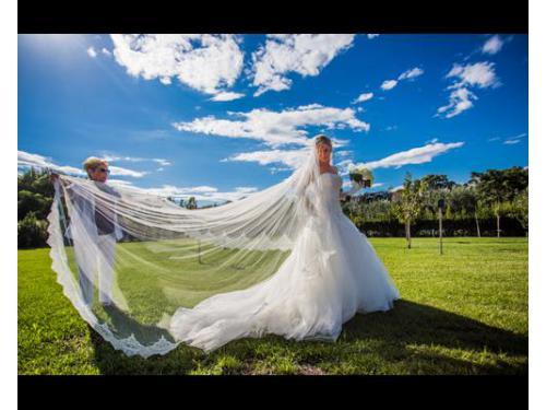 La sposa e il suo velo