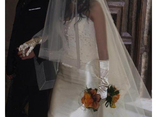 Bouquet da sposa rosso