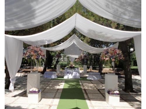 Addobbo cerimonia