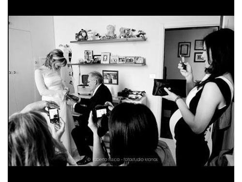 I preparartivi della sposa
