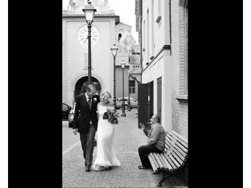 Una passeggiata romantica