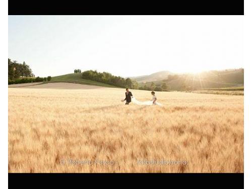 Una passeggiata nel grano