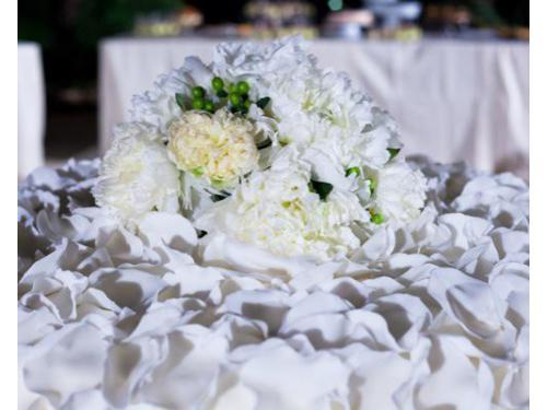 Addobbi di villa de grecis per i matrimoni