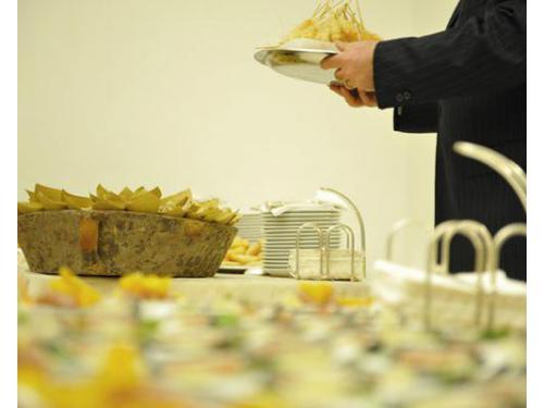 Il catering per matrimoni