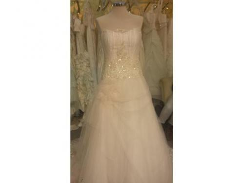 Il vestito per una sposa moderna