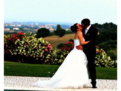 Bellissimi ambienti per gli sposi