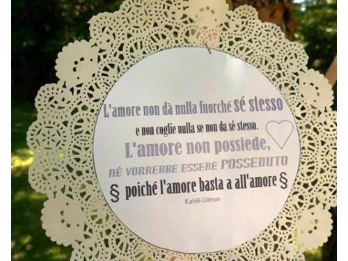 Il wedding planner per un matrimonio di classe