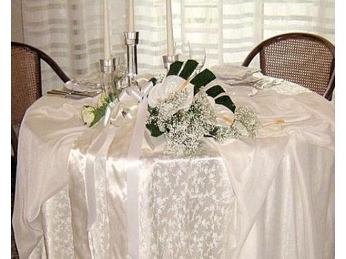 Tavoli degli sposi