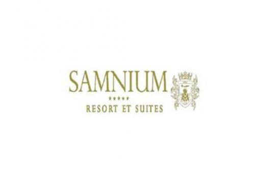 Logo  samnium resort