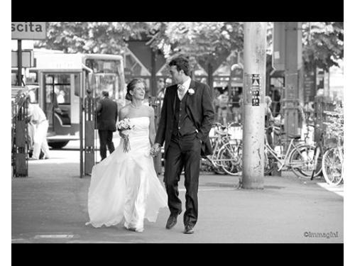 Una passeggiata cda sposi