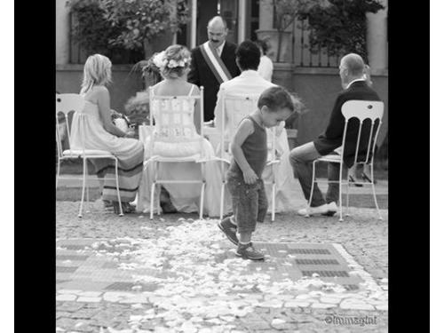 Durante la cerimonia