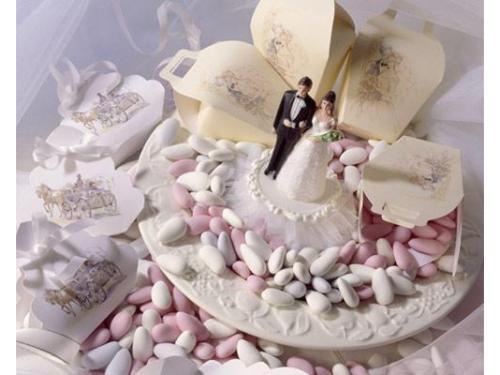 I confetti per il tuo matrimonio