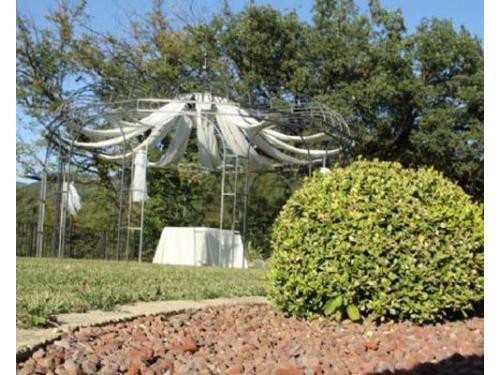 Una aprte del giardino