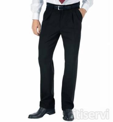Pantalone classsico € 17,90 Tessuto 100% pol  Colore nero Taglie dalla S alla XXL
